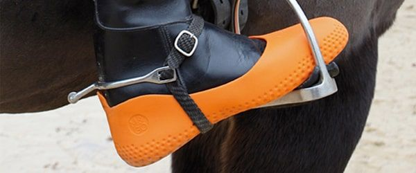 mouillère à cheval