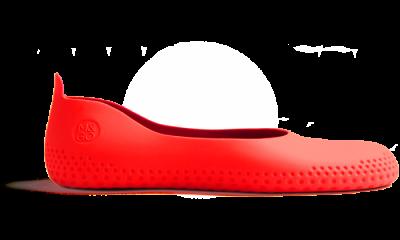 surchaussure-rouge-vif