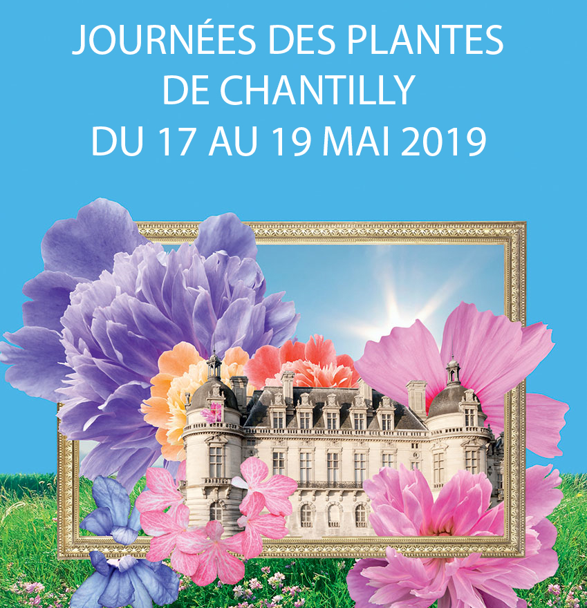 Journées des plantes - Domaine de Chantilly