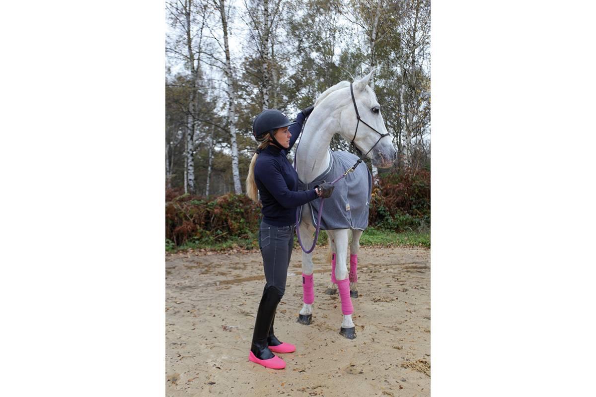 Couvre bottes equitation La mouillère