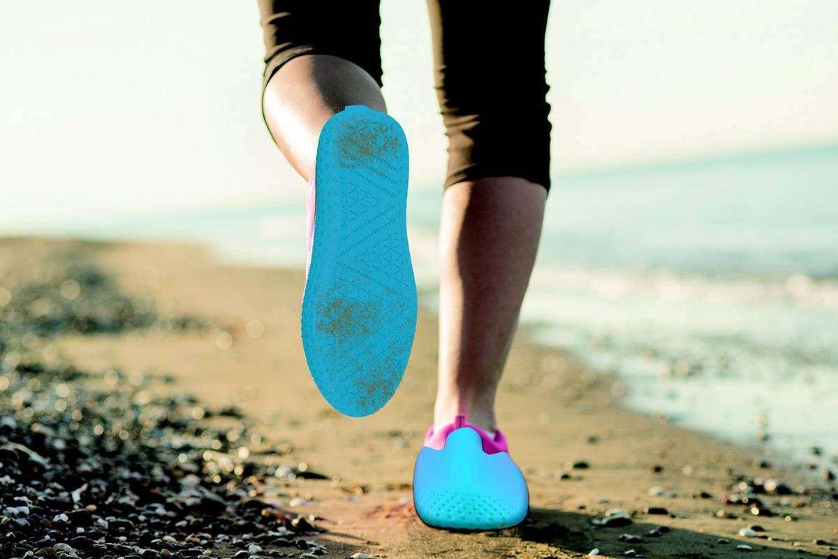 Couvre chaussures plage la mouillère