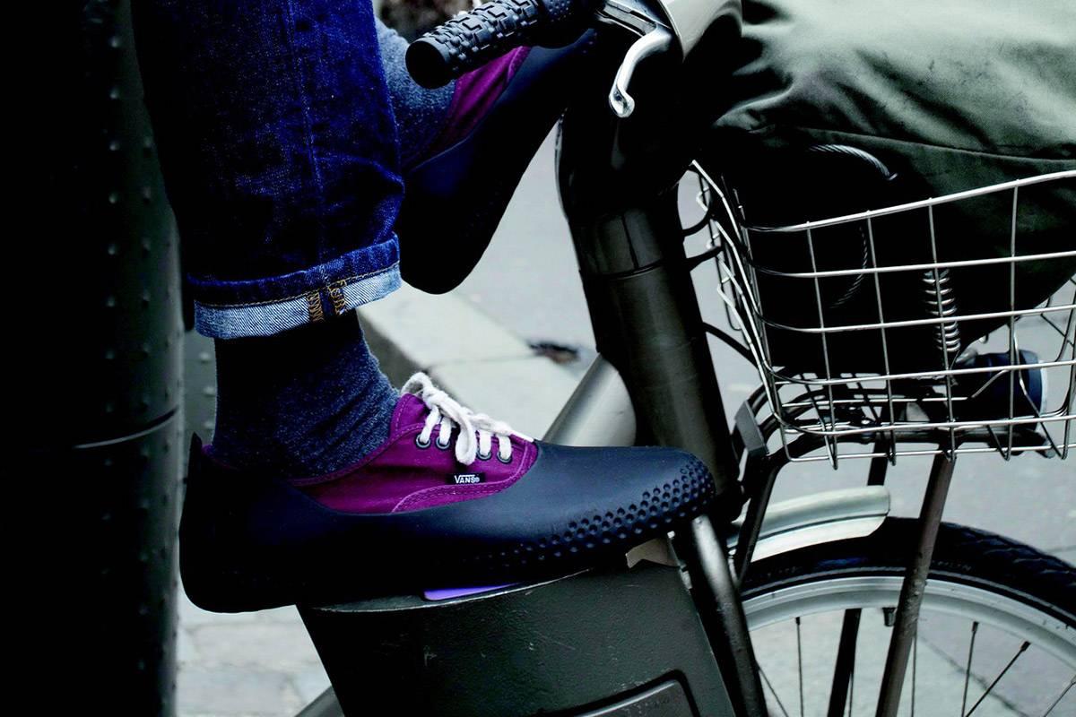 Sur bottes moto