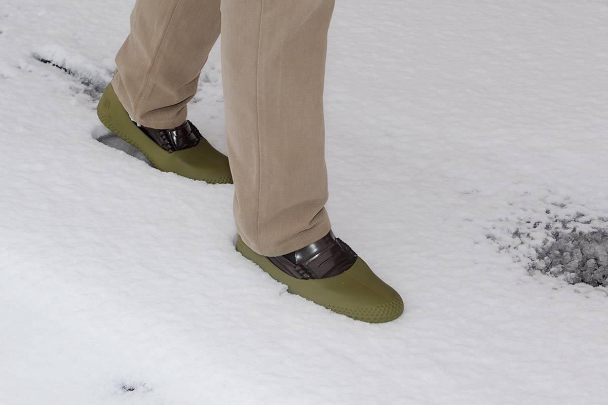 Surchaussures pour la neige la Mouillère