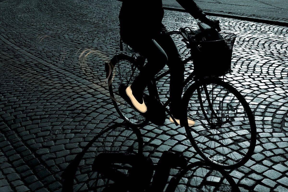 Sur chaussures pour le vélo